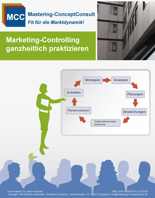 Marketing Controlling eBook