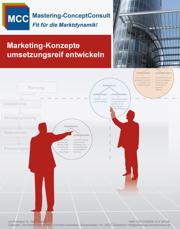 Marketing Konzepte eBook