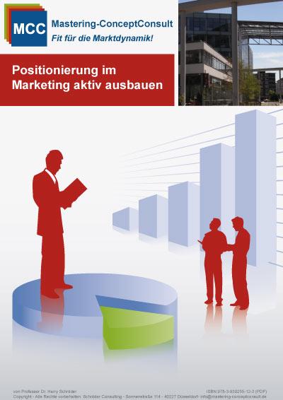 Marketing Positionierung eBook